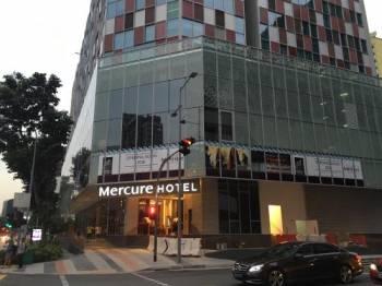 Mercure Singapore Bugis Hotel