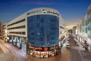 Admiral Plaza - Bur Dubai - 3 Star Package