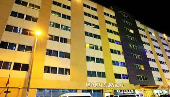 Imperial Suites Hotel - 3 Star Package