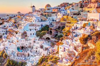 Greece Tour Package 8 Days