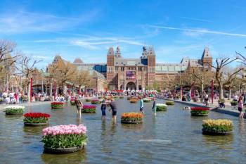 Netherland Tour Package 4 Days