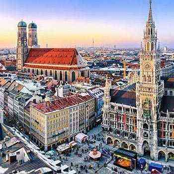 Germany Tour Package 11 Days