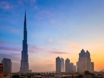 Romantic Dubai Honeymoon from Delhi