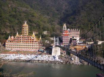 Mussoorie with Haridwar Rishikesh Tour
