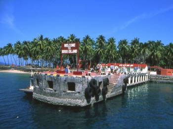 Port Blair With North Bay Island Tour