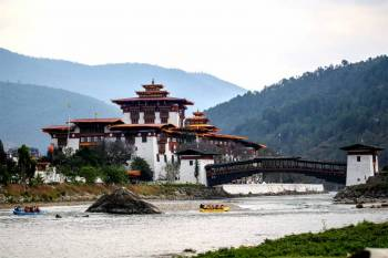 Striking Bhutan Tour