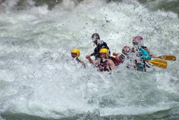 Rafting Camp in Rishikesh Tour