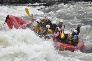 Overnight Riverside Stay Rafting Tour