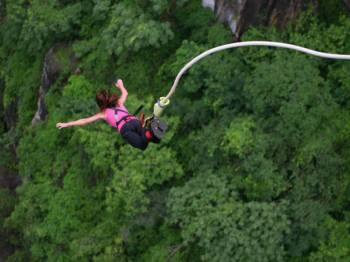 Bungee Jump in Rishikesh Tour
