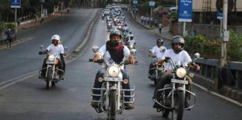 Ride to Goa Tour