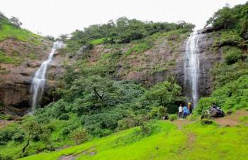 Waterfall Rappelling At Lonavala Package