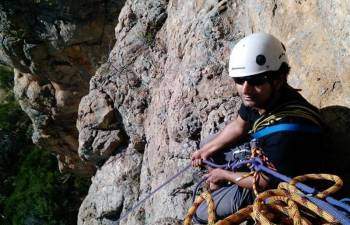Rock Climbing in Manali Tour