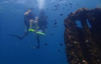 Fun Dive in Sunny Goa
