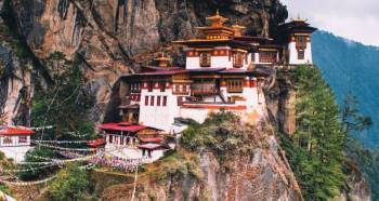6 Nights 7 Days Amazing Bhutan