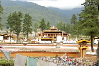 Thimphu with Paro Tour 10 Days