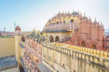 Golden Triangle Tours 5 Days