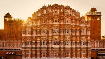 Golden Triangle with Ranthambhore National Park Tour