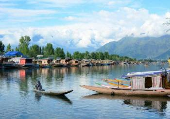 Srinagar with Gulmarg Tour 7 Days