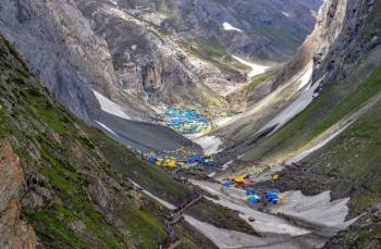 Sonmarg With Amarnath Package 3 Days