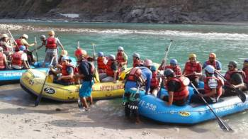 4 Nights 5 Days Rishikesh--mussorie Camping Tour Package