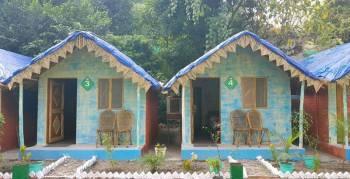 2 Days 1 Night Rishikesh Rafting & Camping Adventure Tour Package