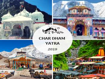 12 Nights 13 Days Chardham Yatra (Delhi-Chardham-Delhi)
