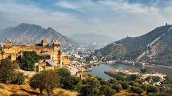 Chandrapur  with Jaipur Tour