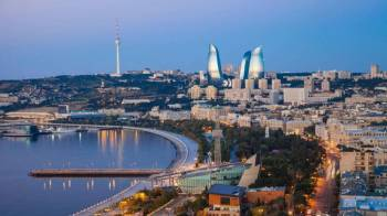 04 Nights 05 Days Delhi to Baku package