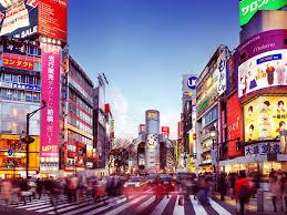 7N 8D Japan Tour