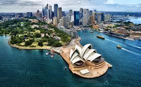 8N 9D Australia Tour
