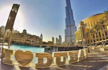5N 6D  Dubai  With Abu Dhabi Tour