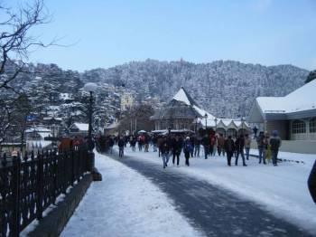 Shimla with Rohtang Pass Tour