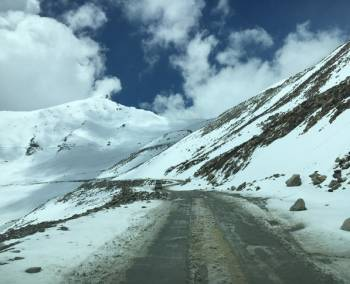 Manali-leh-srinagar Motorcycle Expedition Tour