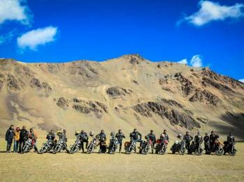 Manali Bike Expedition Tour