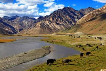 Classic Zanskar  Valley Trekking Tours