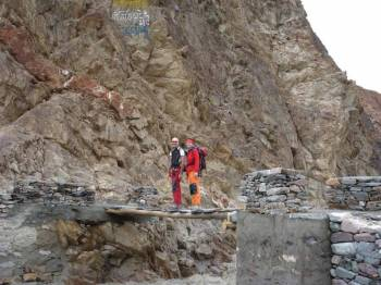 Lamayuru Alchi Trekking Tours