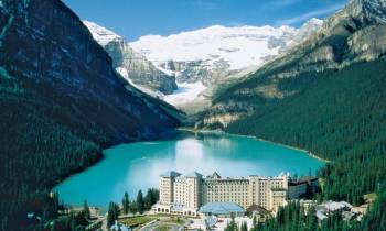 Canadian Rockies Winter Adventure Tour