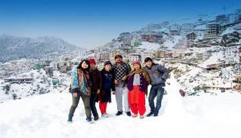 Shimla–kullu–manali–dalhousie–chandigarh