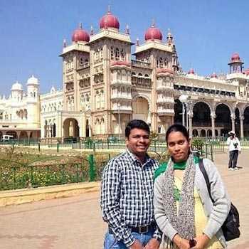 Shrishailam-bangalore-mysore-ooty Tour-crazy-ka-05
