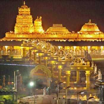 Blissful Tirupati 1 Night /2 Days