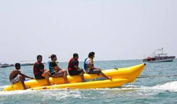 Island and Adventure Package Goa ( Monsoon) Tour