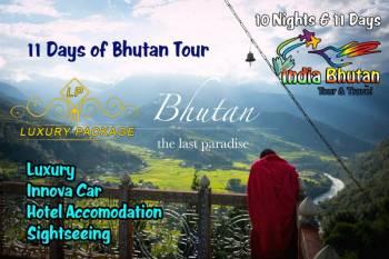 11 Days Bhutan Tours