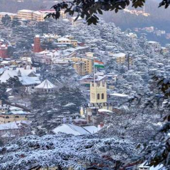 Excellent Shimla Manali 5 Nights/6 Days Tour