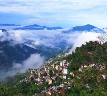 Bagdogra with Gangtok  Tour
