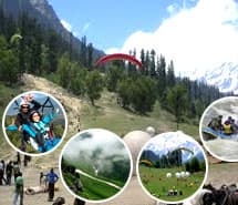 Manali Taxi Tour from Chandigarh Tour