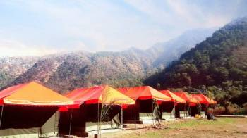 Rishikesh Camping and Rafting