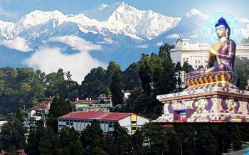 Darjeeling Gangtok Package-6n/7d