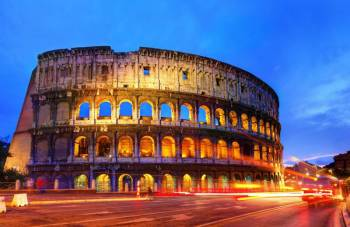 7 Days Classical Italy & Switzerland Tour