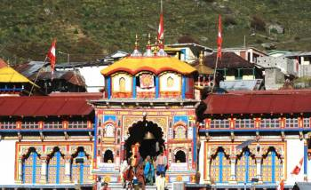 Do Dham Yatra Kedarnath And Badrinath From Haridwar Tour
