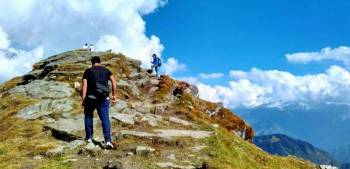Chanderkhani Trek Pass 4n/5d Tour